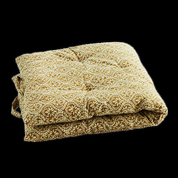 Printed cotton mattress