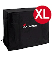 Protective cover for BBQ XL 180x55x104 cm