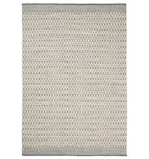 Mahi Tæppe Uld Off White/Grå 170 x 240 cm