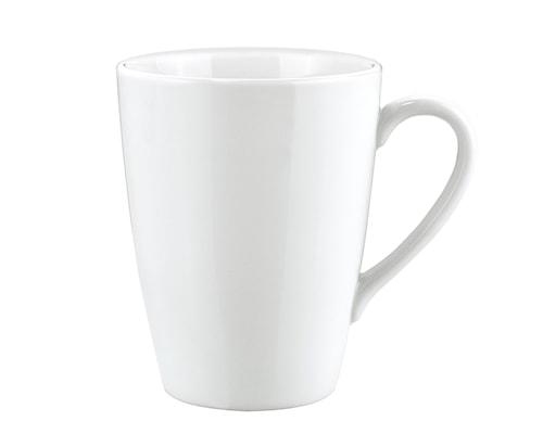 Eden mugg vit, 45 cl, 11,9 cm