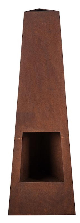 Vesuv Bålpande - Rust