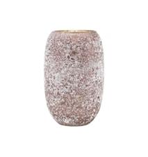 Earth vase brun