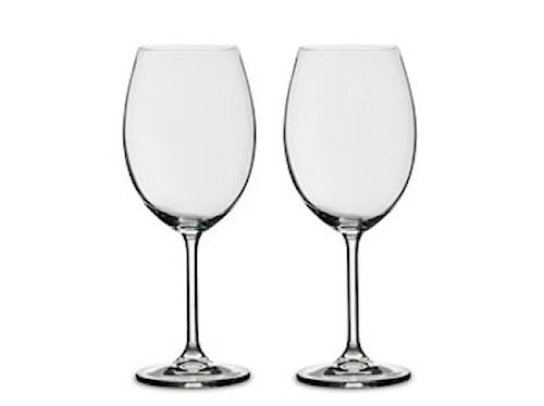 Rödvinsglas 2 st 58 cl