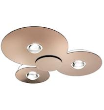 Bugia LED Plafond 3 Lampor