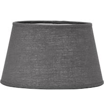 Indi Lampskärm Linne Grey 20cm