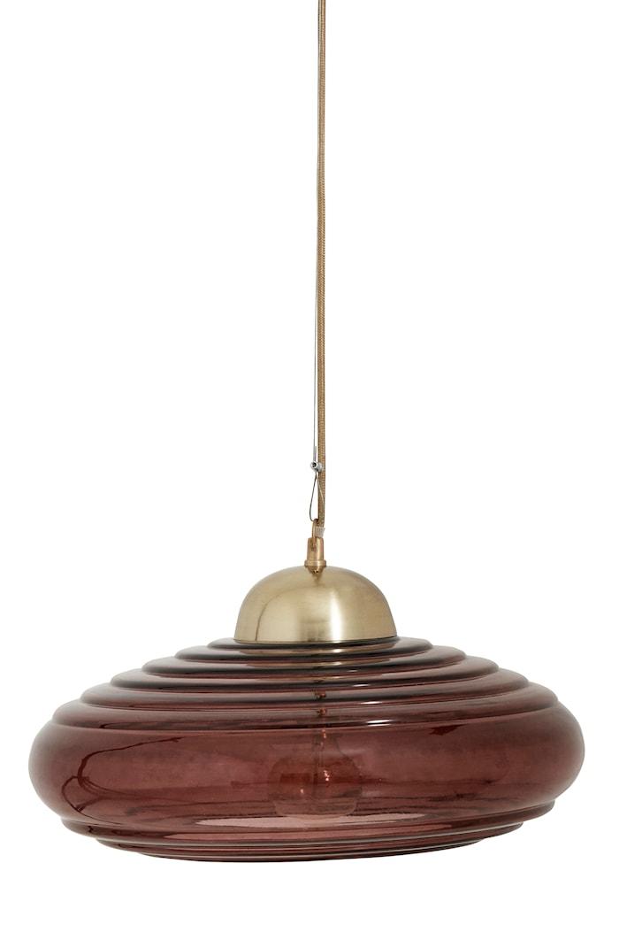 Pendel Disc Ø 43 cm - Brun