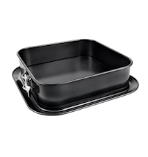 Rectangular cake tin 24x24 cm