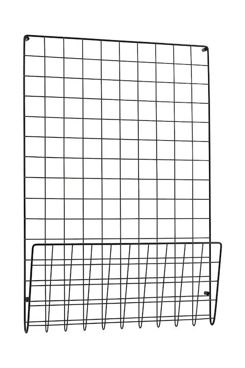 Anslagstavla Mesh 50x6x72,5 cm