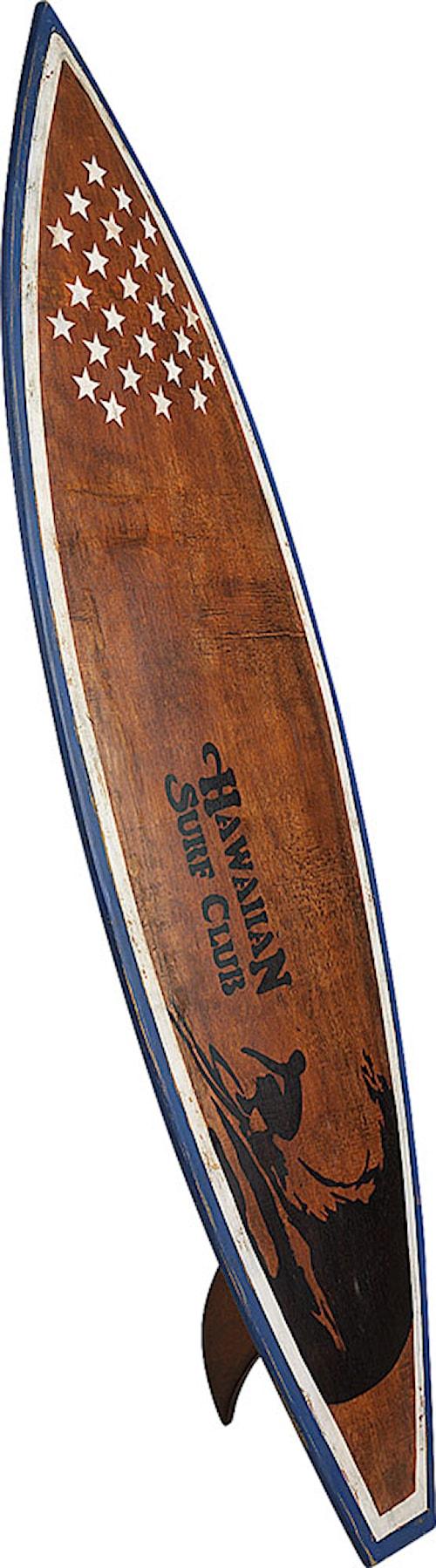 Surf Board - brun