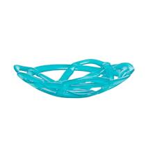 Basket Skål Turkis Ø 38,5 cm