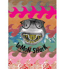 Lemon shark poster