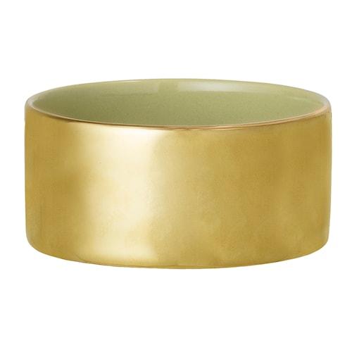 Ljushållare Gold - Grön
