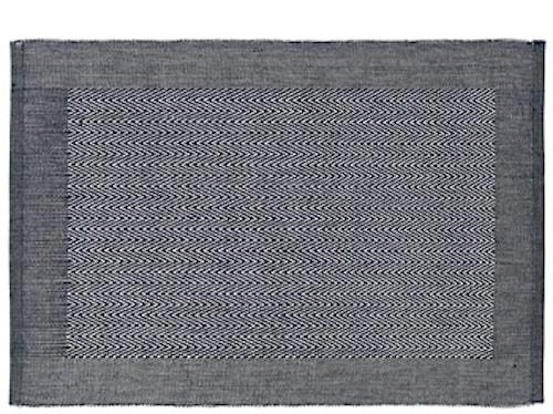 Heritage Dækkeserviet Blå 33x48 cm