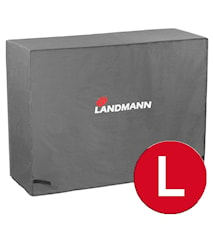 Protective cover for BBQ L 165x53x104 cm