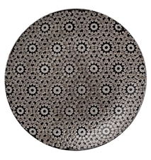 Abella Tallerken svart 27 cm