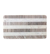 Cutting Board, Natur, Marmor