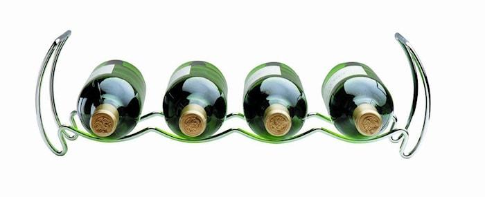 StackRack Stapelbart Vinställ 4 flaskor