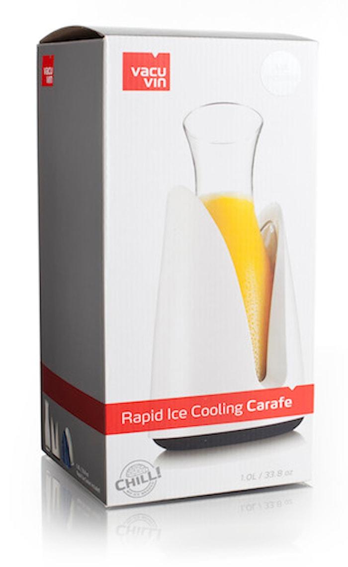 Cooling Carafe Hvit