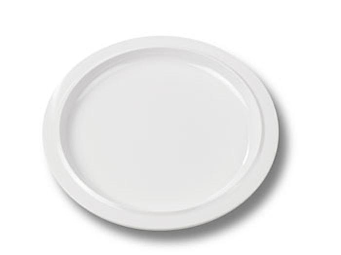 Picnic Lautanen Valkoinen 25cm