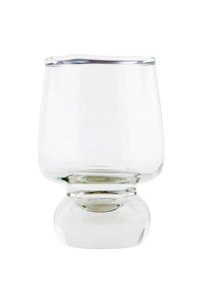 Shotglas 7,5 cm Klar