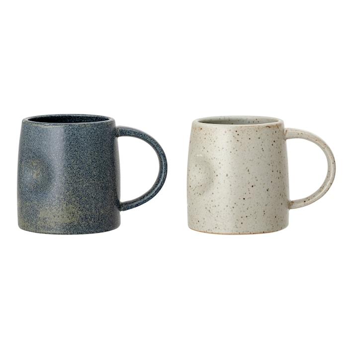 Hazel Mug Multi-color Stoneware