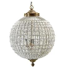 Crystal lamp taglampe - Large