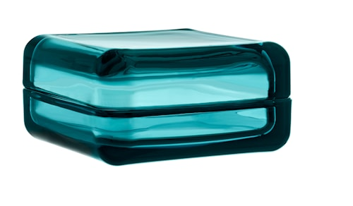 Vitriini 108x108 mm havsblå