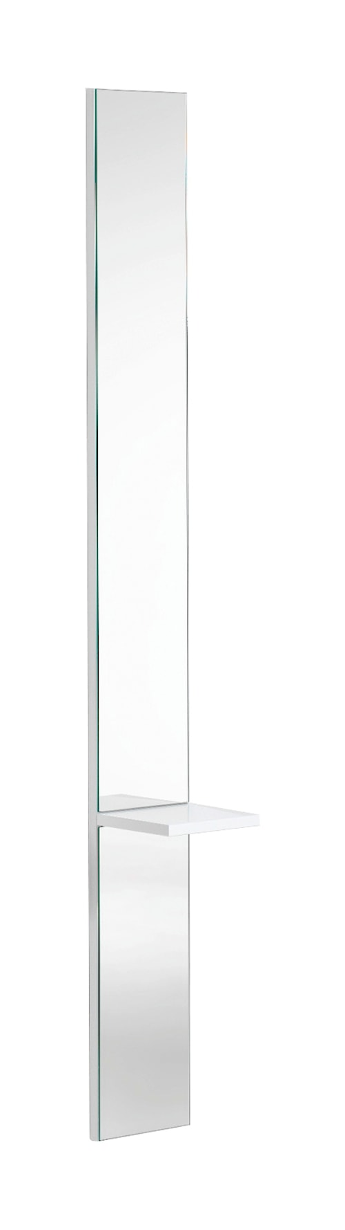 Spegel fanerad