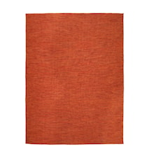 In & Out Teppe 140x200 Burnt Orange