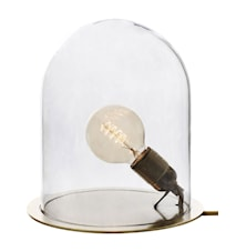 Bordslampa Glow in a Dome Klar Medium