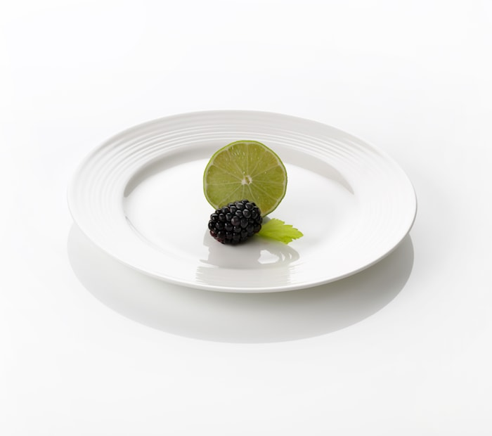 Passion Desserttallerken 20 cm 4-pakk