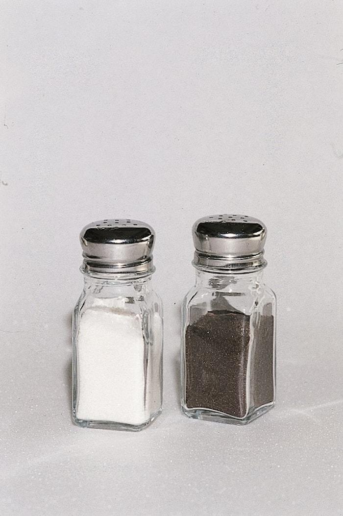 CASTOR Salt & Pepparströare Klar