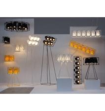 Multilamp tak/golvlampa