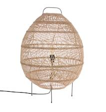 Korg Golvlampa Äggformad
