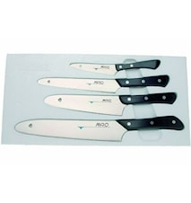 Knivset 4 Knivar i Presentförpackning