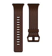 Ionic Läderarmband Cognac S