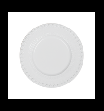 DAISY Desserttallrik Vit 22 cm