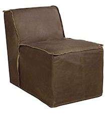 Sahara lounge - Chocolate brown