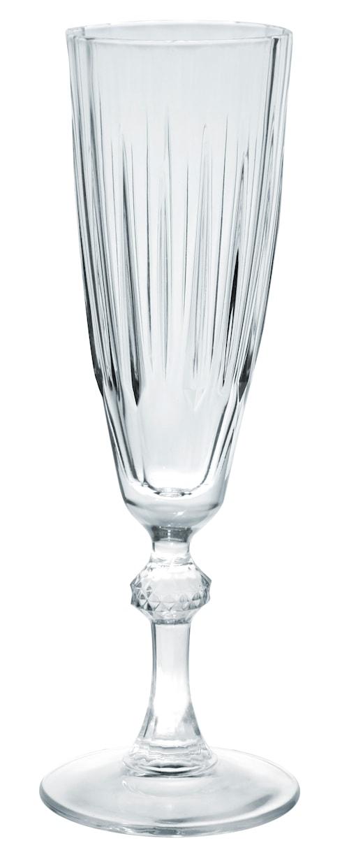 Champagneglas Diamond 17cl