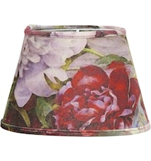 Oval Lampskärm Sweet Summer 25 cm