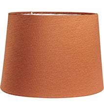 Sofia Silkelook Glint Orange 40 cm