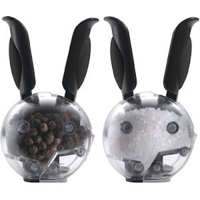 Peppar- & saltkvarnar Mini Magnetic Set™ 12x5 cm