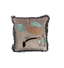 Day Bird of Paradise Cushion Cover Masala