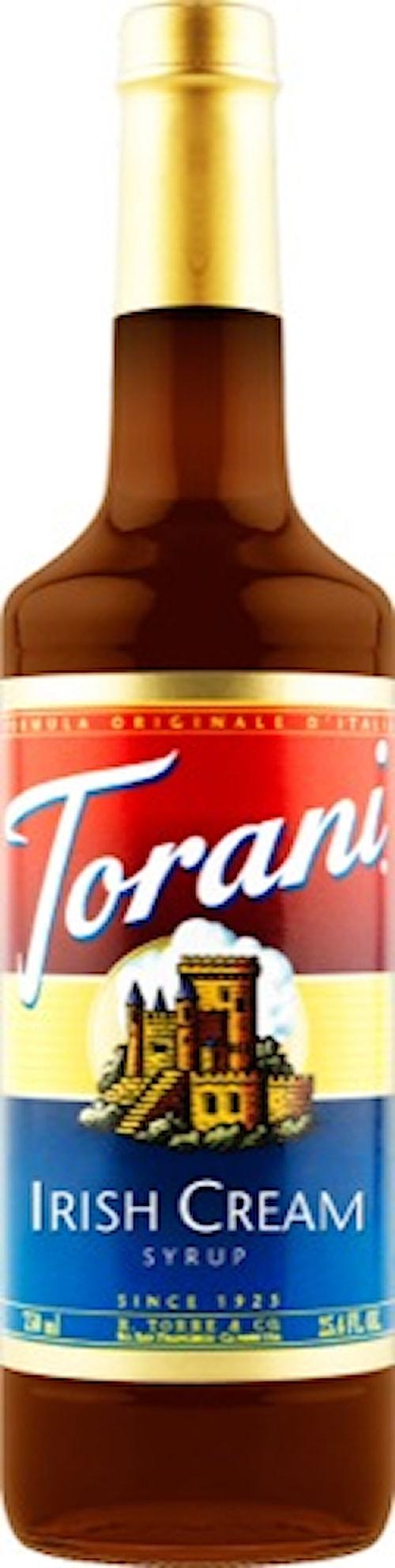 Irish Cream syrup 750ml