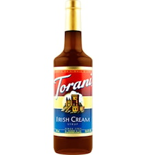 Irish Cream syrup 750ml