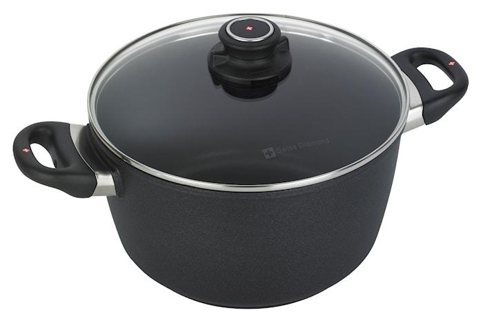 """XDSoup Pot w/ Lid 9.5"""" Induksjon"""