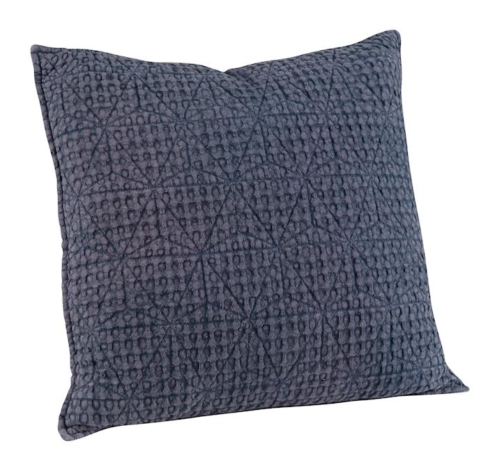 Antoni Navy Blue Kuddfodral 50x50 cm