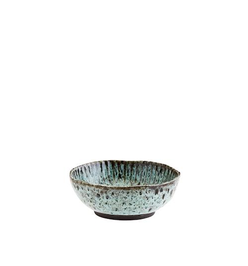 Skål Ø 17,5 cm Grön/svart