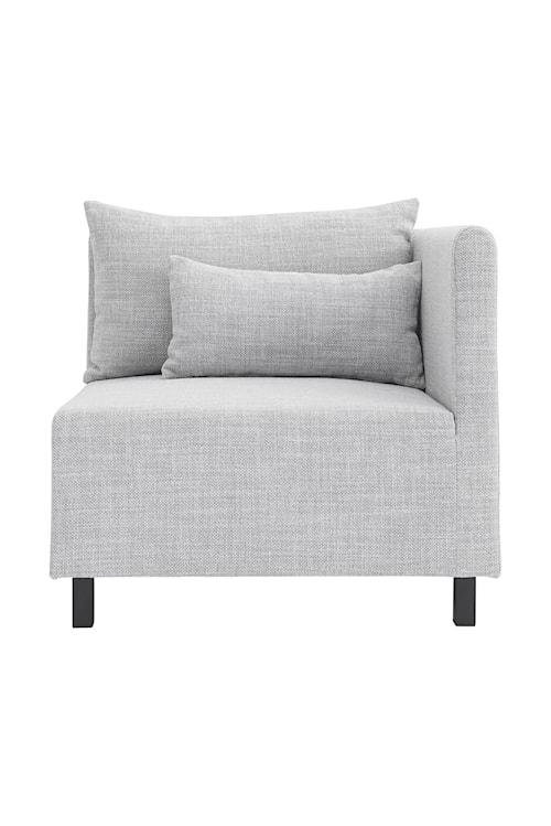 Sofa Light Grey Corner