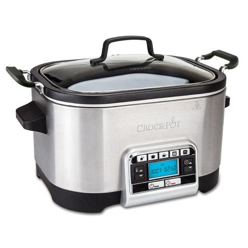 Multifunktionel Slow Cooker 5,7 liter